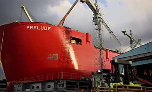 ABB equipará el FLNG Prelude