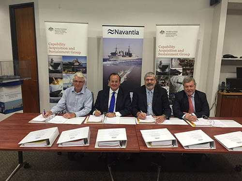 Navantia_firma_contrato_Australia_2