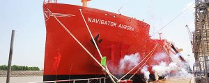 Navigator_Aurora_Naming_ceremony