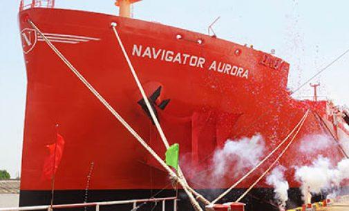 Navigator Aurora, el mayor etanero del mundo