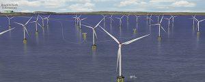 Luz verde para la construcción del parque eólico Beatrice