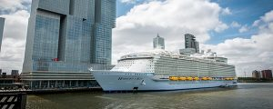 Wärtsilä  propulsa el Harmony of the Seas