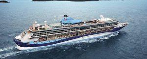 Del Splendour of the Seas al TUI Discovery