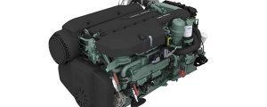 Volvo Penta lanza nuevo motor para embarcaciones profesionales