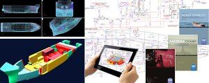 Cómo las nuevas tecnologías mejorarán la construcción naval
