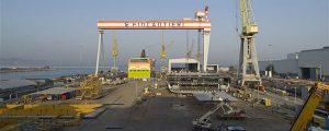 Fincantieri construirá siete buques para la marina qatarí