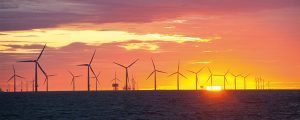 Dong Energy construye el parque eólico alemán Borkum Riffgrund 2