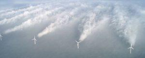 Vattenfall construye el parque eólico más grande de Dinamarca
