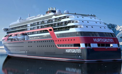 Hurtigruten actualizará la propulsión de su flota