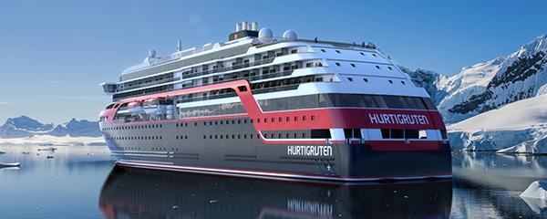 Resultado de imagen de Nuevo diseño de crucero de expedición