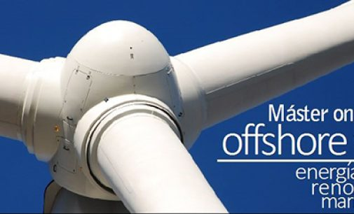 3ª Edición del Master in marine renewable energies: Offshore wind