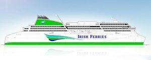 Irish Ferries encarga un nuevo ro-pax a Flensburger