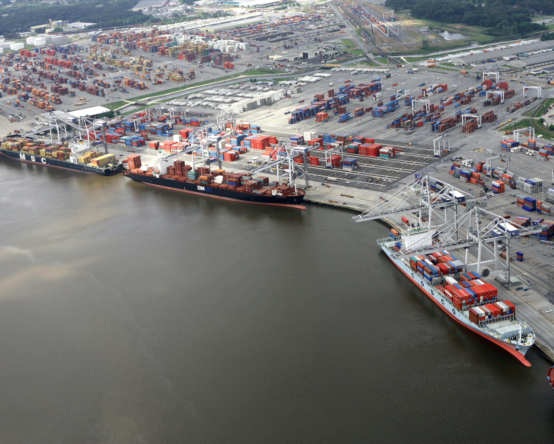 Puerto de Savannah