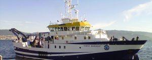 El IEO envió al volcán Tagoro un submarino no tripulado para examinar sus cráteres principales