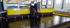 Navantia comienza la construcción de los bloques de los 4 petroleros en Ferrol