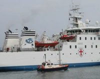 ¿Sabes cómo funciona un buque hospital?