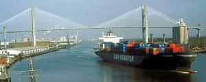 ¿Cuánta carga traerá el nuevo Canal de Panamá a la costa este?