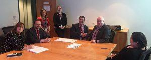Navantia inicia actividades para el concurso futuras fragatas australianas