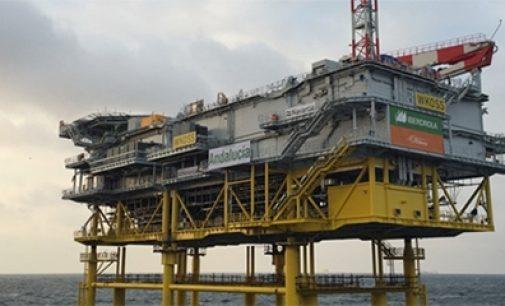La subestación Andalucía ya está instalada en el parque eólico offshore Wikinger