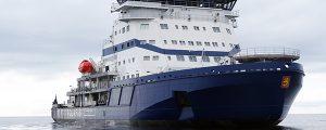 Polaris. Imagen de Arctech Helsinki Shipyard