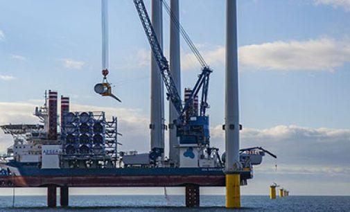 Instalado el mayor aerogenerador del mundo