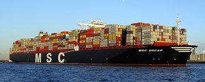 El transporte marítimo, indispensable para el mundo