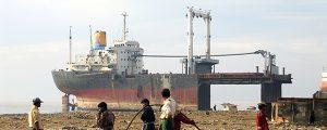 Listado de buques desguazados en 2018