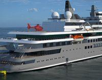 Nuevo diseño de crucero de expedición