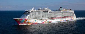 Meyer Werft entrega el Genting Dream a China