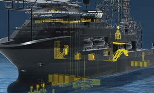 Nuevo concepto de buque integrado