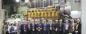 Presentan el 1er motor dual-fuel adaptado a buques de alta velocidad