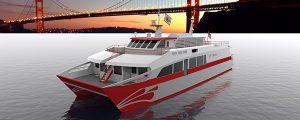 Ferries propulsados con hidrógeno en EE.UU.