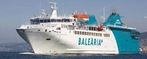 Baleària ha transportado 8,3 millones de pasajeros durante los 10 años de la línea Ceuta-Algeciras