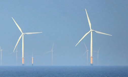 Corea del Sur comienza su producción de eólica offshore