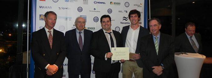 La eólica flotante gana el 1º Premio del  55º Congreso