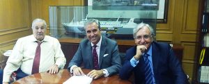 Albors Galiano Portales asesora en los contratos de contrucción de la gabarra multiproducto a Suardíaz