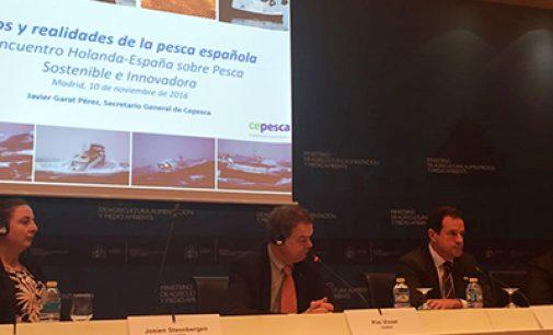 Holanda muestra interés por las buenas prácticas pesqueras de España