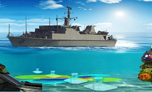 SAES expone su mina naval MINEA en INDODEFENCE