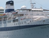SS Olympia: ¡Todo un veterano del mar!