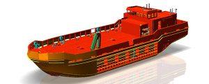 Sener diseña dos barcos para la recogida de residuos MARPOL