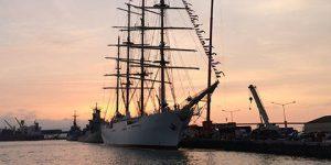 Los diez buques escuela más grandes del mundo