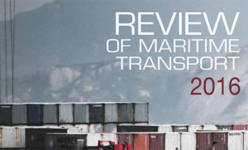 Nuevo informe del transporte marítimo de la UNCTAD