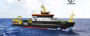Atair II: nuevo buque oceanográfico alemán