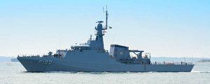 HMS Tamar y HMS Spey: los nuevos patrulleros de la clase River de la Armada Británica