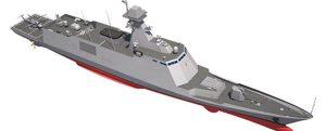 Corea del Sur firma la construcción de seis nuevas fragatas para 2026