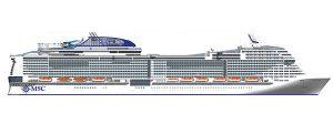 """Entra en vigor el contrato de construcción de los cruceros clase """"Meraviglia-Plus"""""""