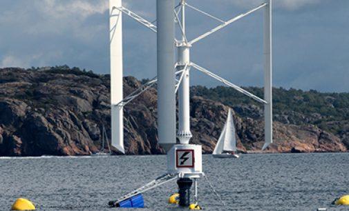 SeaTwirl, aerogenerador de eje vertical