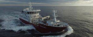 Gondán entrega un barco de transporte de peces vivos