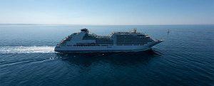 Fincantieri entrega el buque de crucero Seabourn Encore