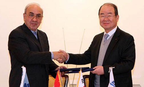 Daewoo construirá un astillero en Irán